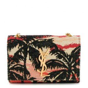 d9edf3c42bc Yves Saint Laurent Bags   Ysl Palm Tree Crossbody Wallet On A Chain ...